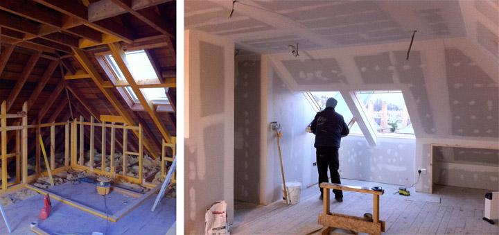 Helen Lucas Architects Edinburgh News Loft Conversion
